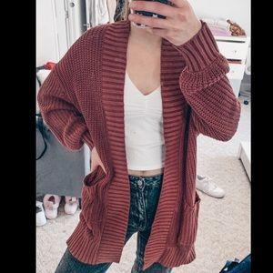 NWOT Aerie knit cardigan